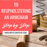reupholstery step by step guide