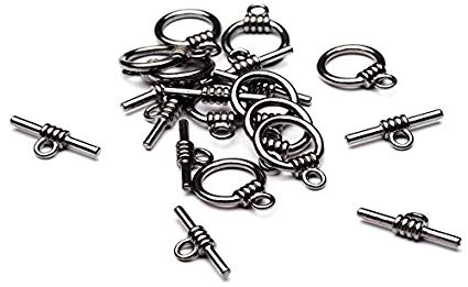 toggle clasp for bike chain bracelet