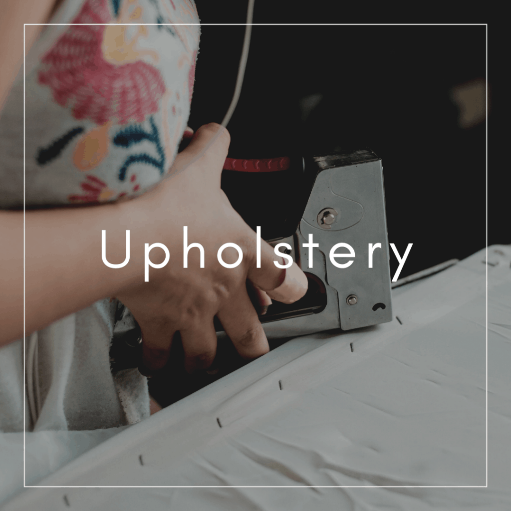 upholstery businesses