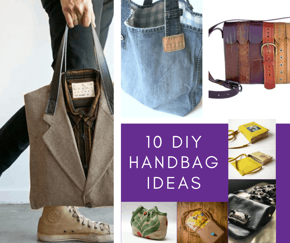 DIY handbag ideas