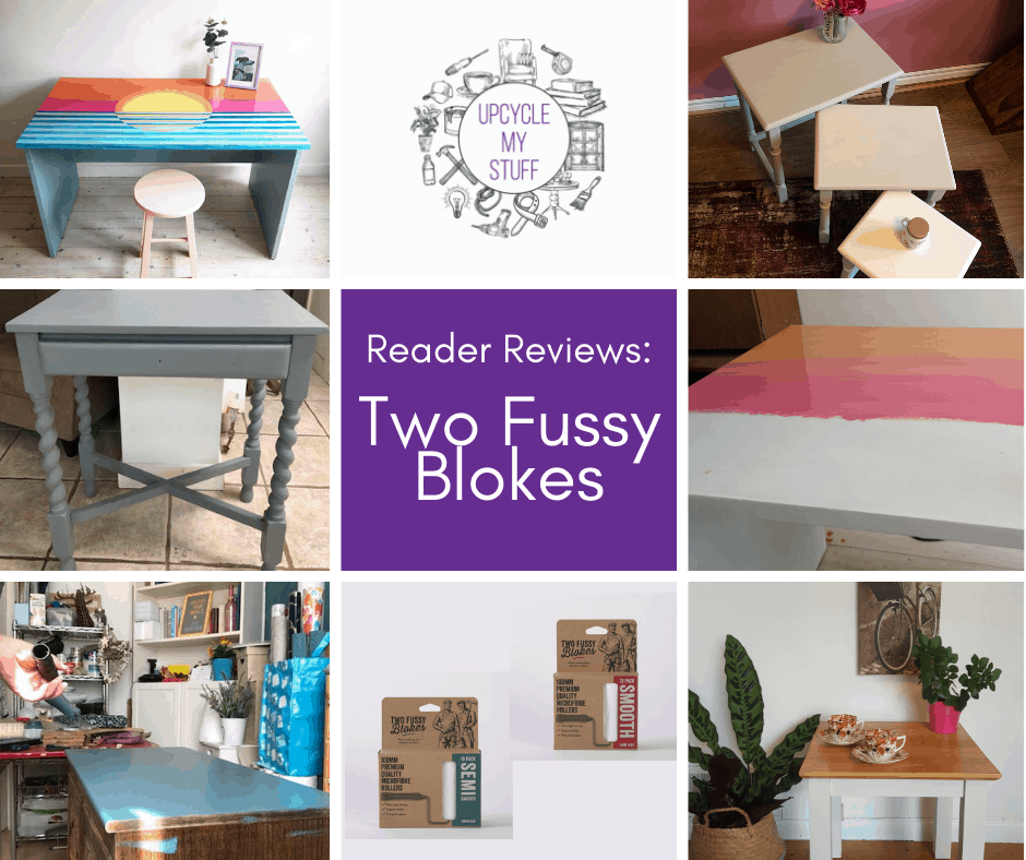 two fussy blokes paint rollers review