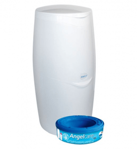 angel care nappy bin system upcycle