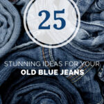 upcycling ideas for old jeans
