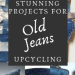 uses for old jeans