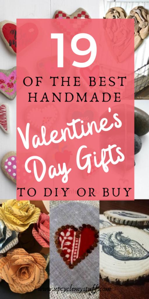 handmade valentine's day gifts