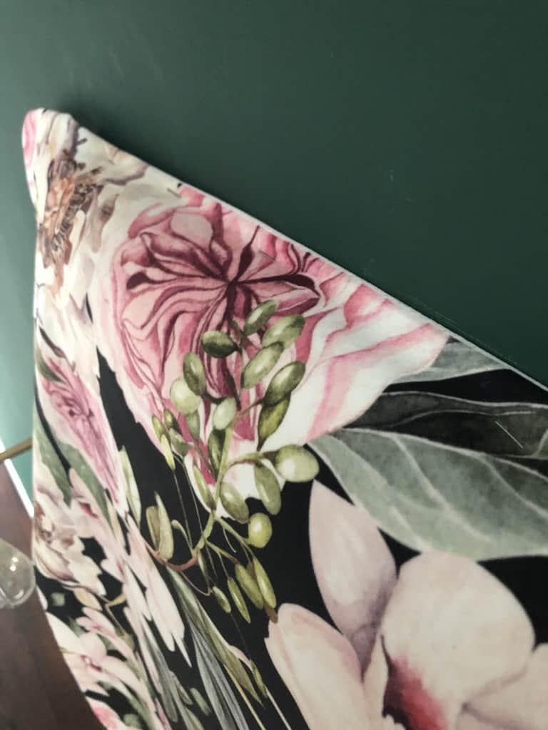 fabric headboard reupholstery