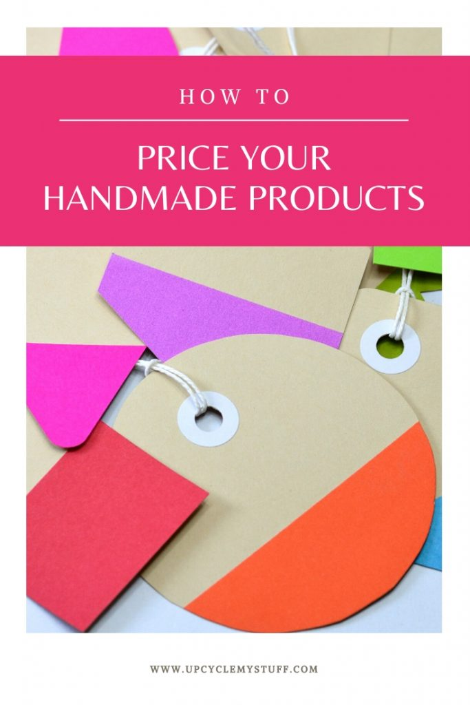 handmade product pricing
