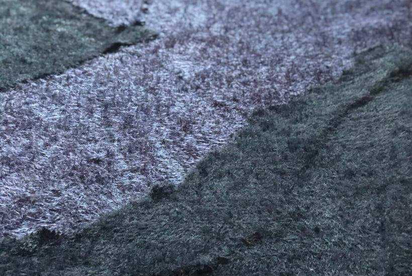 diy rag rug no sew tutorial