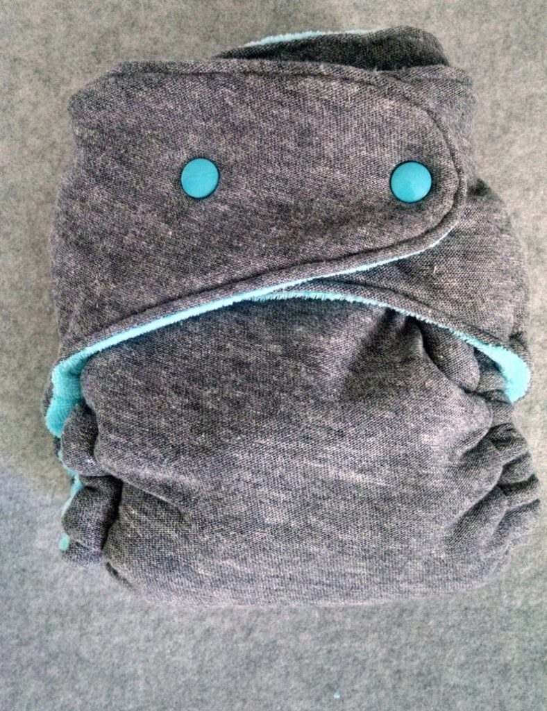 cloth diaper pattern and tutorial