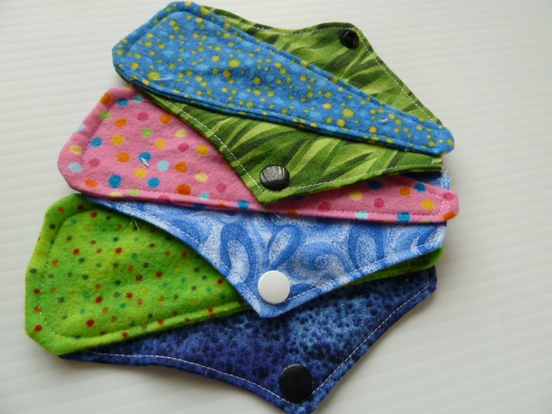 cloth sanitary pad tutorial