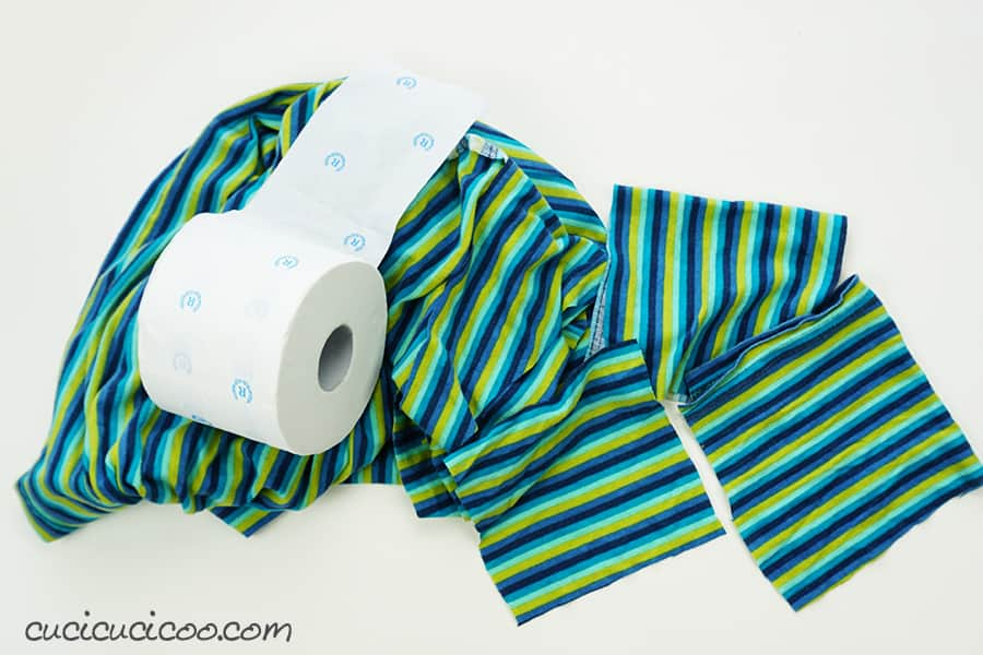diy fabric toilet paper