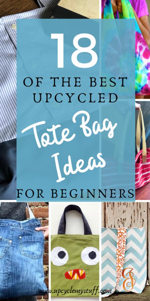 diy tote bag ideas for beginners