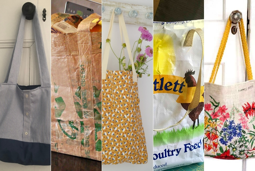 DIY tote bag ideas