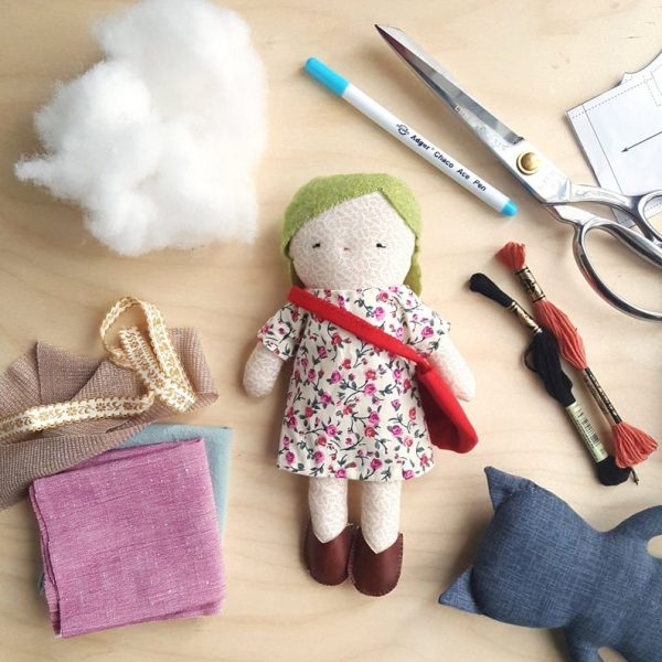 doll sewing workshop mothers day gift idea