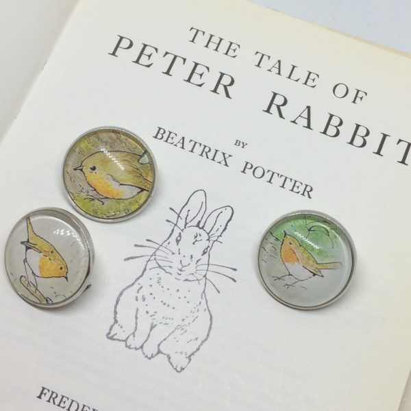 peter rabbit brooch mothers day gift on etsy