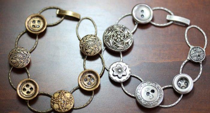button bracelets mothers day gifts on etsy