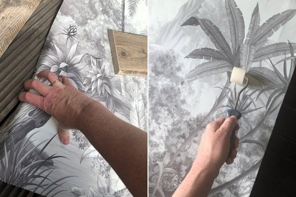 DIY large wall art