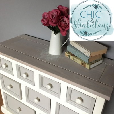 chic and shabulous furniture painting Ireland