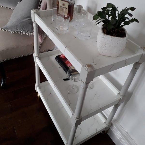 drinks trolley furniture flip after