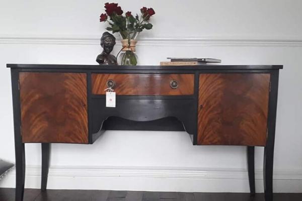 sideboard furniture flip after