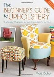 beginner's guide to upholstery book