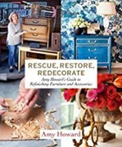 books about upcycling - rescue restore redecorate