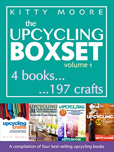 books about upcycling