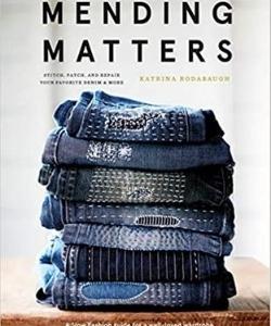 mending matters book visible mending