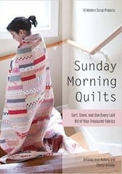 sunday morning quilts book