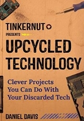 upcycled technology book