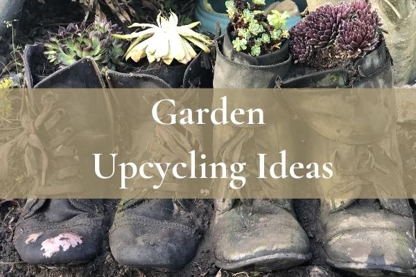 garden upcycling ideas