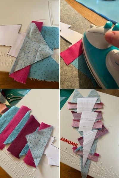 stitch and flip make your own applique