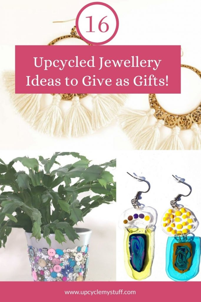 upcycled jewellery ideas