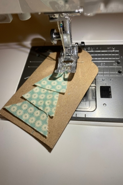 DIY christmas gift tags