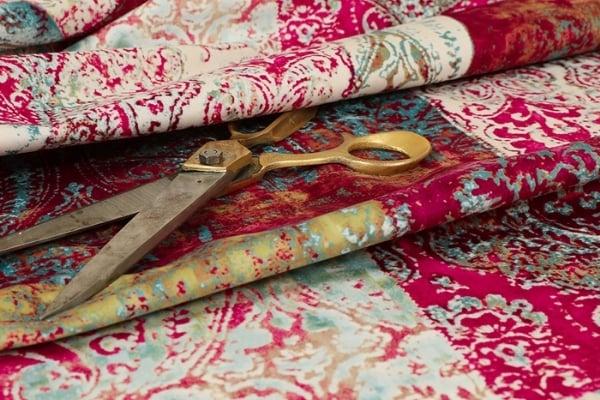 fabric for upholstery - velvet