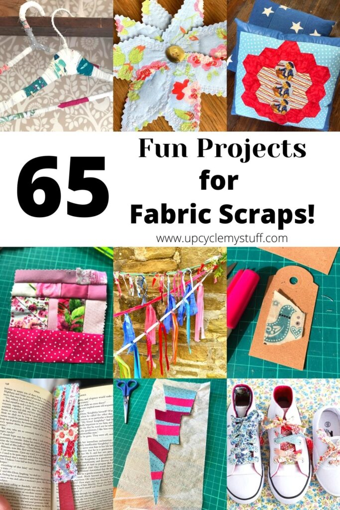 easy sewing projects for scrap fabric