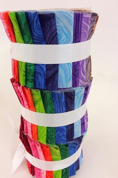 fabric jelly roll