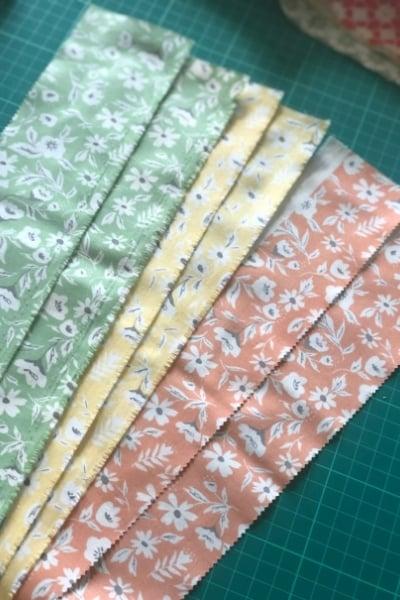 moda scrap bag review garden variety collection