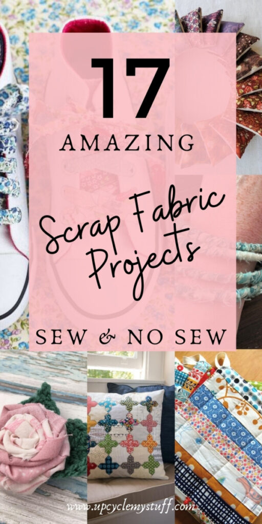 sewing projects for scraps