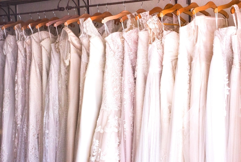 uses for old wedding dresses