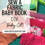 how to make a soft baby book