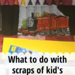 diy art portfolio for kids