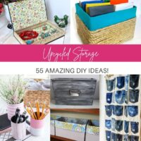 diy storage and organizing ideas