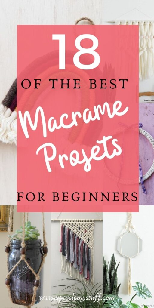 easy macrame projects