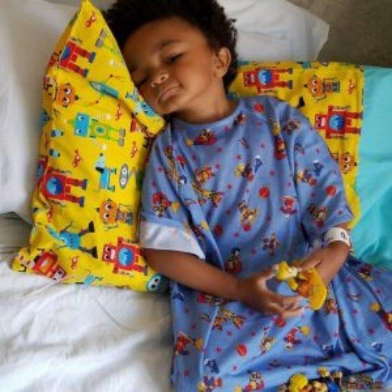 ryan's case for smiles pillow cases