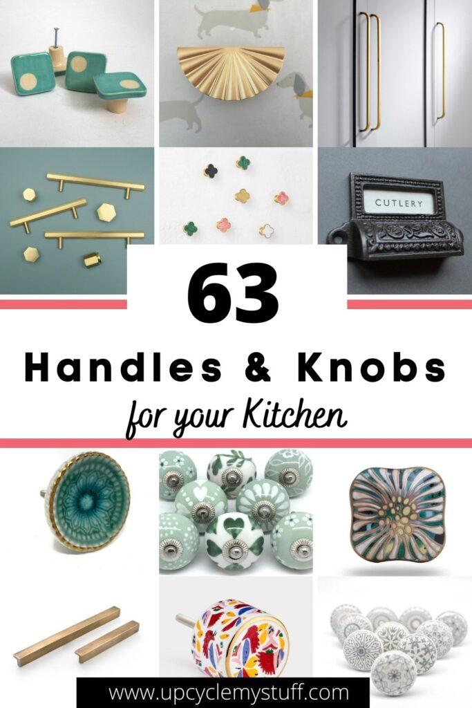 kitchen cupboard replacement handles