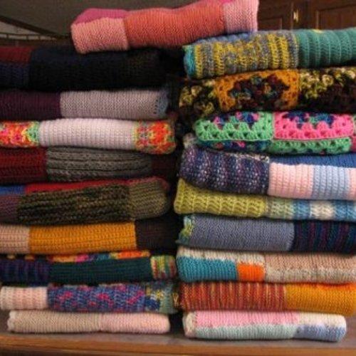 warm up america blankets