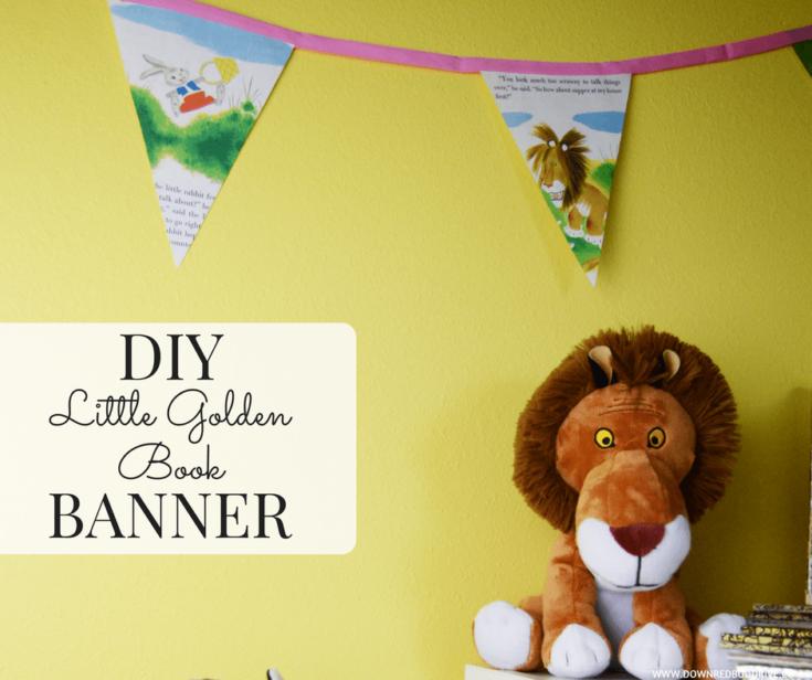 Little Golden Book Banner FB