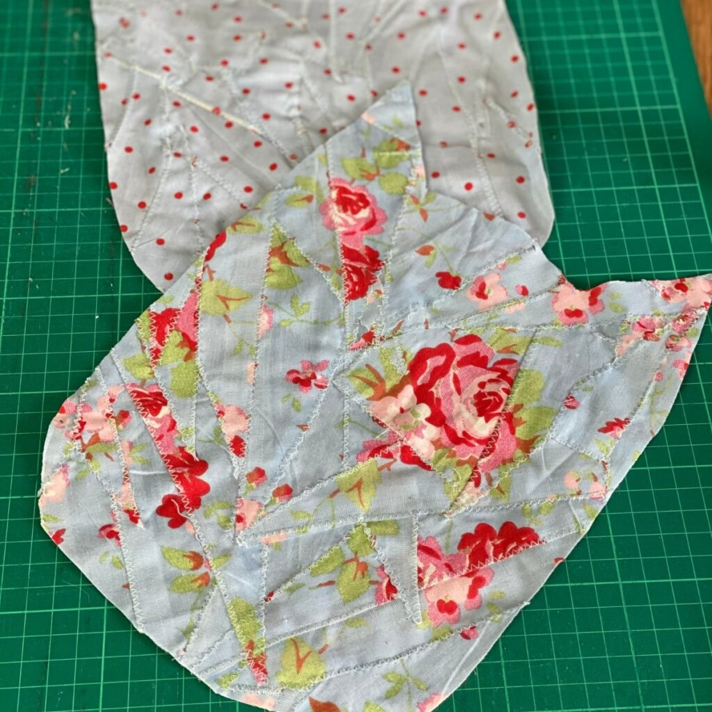fabric owl pattern pieces