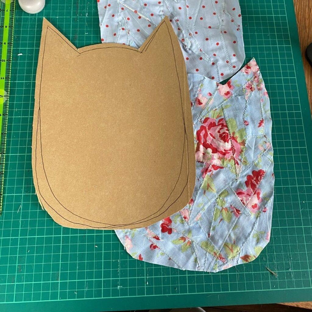 fabric owl softie free templates